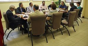 Reunión de Miras Portugal con el CRE de la República Dominicana.