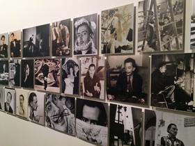 Uno de los espacios de la exposición 'Salvador Dalí'.