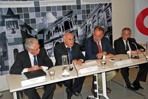 Ángel Domínguez, Héctor Álvarez, Roberto Varela y Eliseo Rivero.