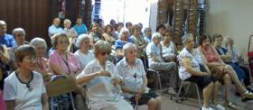 Fundación España viene desarrollando desde hace varios años iniciativas dirigidas a los adultos mayores de la colectividad española.