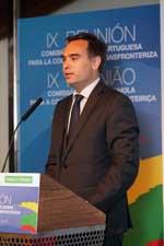 El director general de Acción Exterior, Enrique Barrasa.