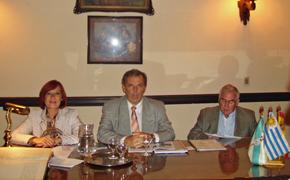 Jorge Torres, presidente del Centro Gallego, dirigió la asamblea.