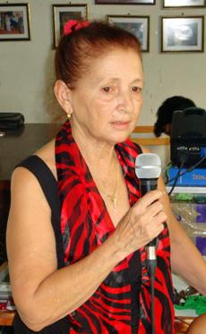 María Antonia Fernández Mayo.