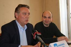 Alfredo Prada y José Manuel Taboada.