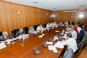 Reunión de la Comisión de Derechos Civiles y Participación.