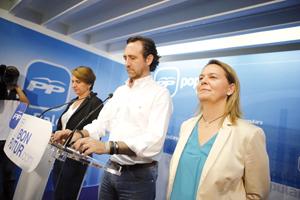 José Ramón Bauzá reconoció la derrota y seguirá al frente del PP balear.