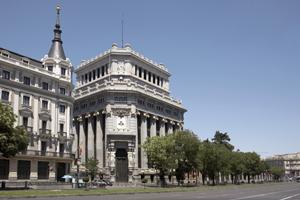 Sede central del Instituto Cervantes en Madrid.
