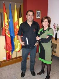 Antonio Navarro y María Francisca Argüelles.