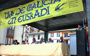 Un momento de la intervención de Rodríguez Miranda.