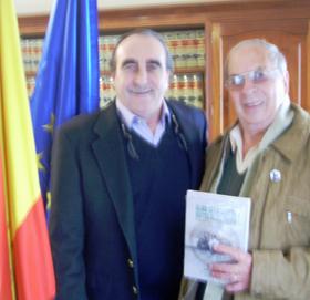 Alfonso Pala´zon y Francisco Antonio Perna.