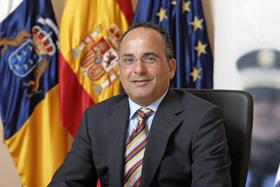 El nuevo director general de Emigración de Canarias, Víctor Chinea.