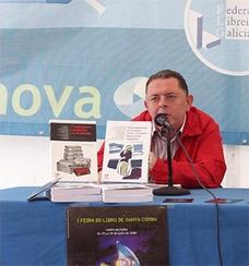 X. Amancio Liñares, coordinador de las obras.