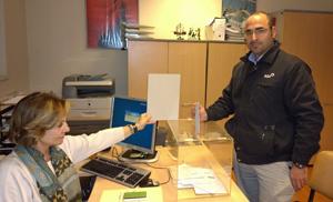Oriol hace año y medio se trasladó a trabajar a Montevideo desde Girona.