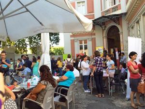 Actividades para todos los públicos organizadas por el Instituto Cervantes en la sede de Xuventude de Galicia-Centro Galego de Lisboa.