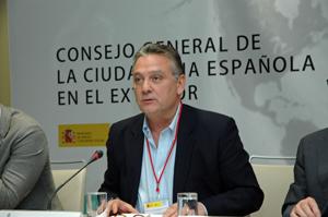 Intervención de Alfredo Prada ante el IV Pleno del VI Mandato del CGCEE.