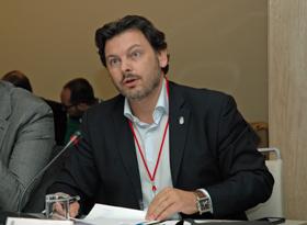 Intervención de Rodríguez Miranda ante el Pleno del CGCEE.