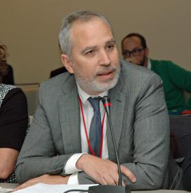 Intervención de Víctor Bellido ante el Pleno del CGCEE.