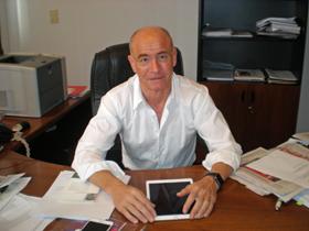 El consejero de Empleo y Seguridad Social en Argentina, Santiago Camba.