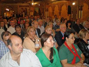 Representantes de cerca de 70 instituciones de todo el país participaron de las jornadas.