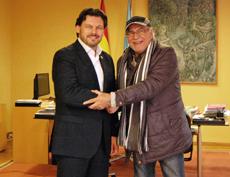 Antonio Rodríguez Miranda y Ramón Ribero.