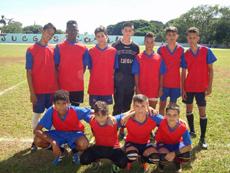 El equipo 'Las Palmas' de la Asociación Canaria de Cuba.