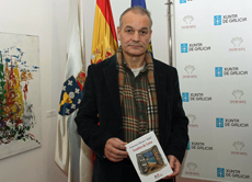 Francisco Álvarez 'Koki' presentó su nuevo libro.