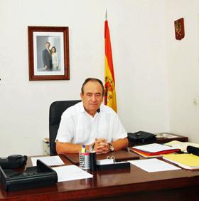 El cónsul general de España en Cuba, Jorge Montealegre Buire.