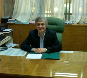 El doctor Ivo Malach.