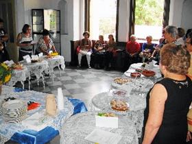 En el concurso de platos típicos baleares participaron más de veinte concursantes.