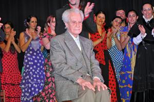 En 2011 Pepe Montoya recibió el homenaje de todos sus alumnos.