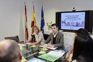 José Manuel Herrero inauguró el encuentro.
