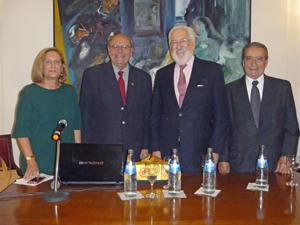De Carlos, Barcia, De Grandes Pascual y Bello.