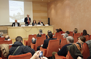 Intervención del presidente de Aragón, Javier Lambán, ante el Consejo de Comunidades Aragonesas del Exterior.