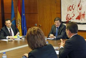 Reunión del Consejo de Gobierno del Principado de Asturias del miércoles 11 de mayo.