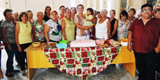 Foto de Familia del III Encuentro de Mujeres.