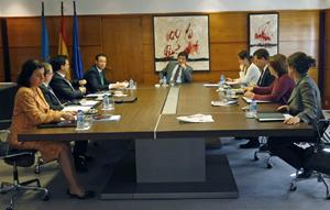 Reunión del Consejo de Gobierno del Principado de Asturias del miércoles 1 de junio.