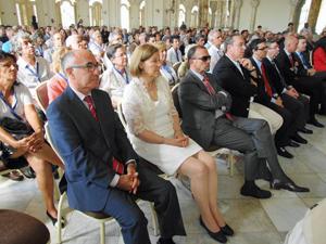 Vista de los asistentes al XI Pleno del Consello de Comunidades Galegas.
