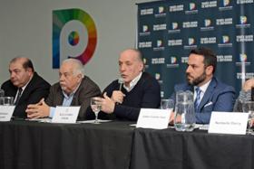 Reunión con el Defensor del Pueblo de Buenos Aires.