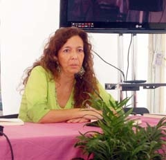 María Jesús Alvarado.