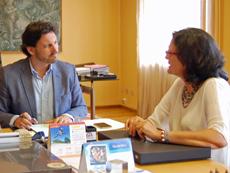 Antonio Rodríguez Miranda y Maribel García Cano.