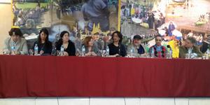 Los disertantes se refirieron a los diversos aspectos que hacen a la cultura gallega y su relación con la emigración.