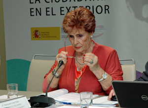 María Teresa Michelón.