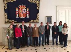 Reunión constitutiva del CRE de Sao Paulo.