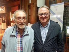 Francisco Lores y Ricardo García Mira.