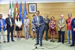 Intervención de José Ortiz.