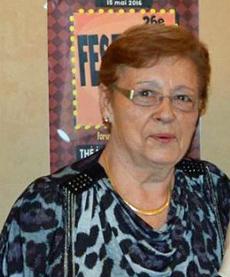 La presidenta de la Faceef, Alicia González.