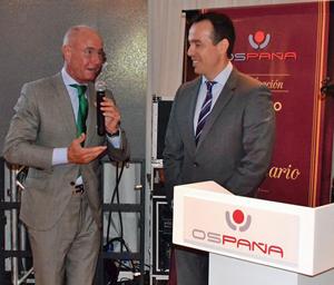 Intervención del consejero de Empleo y Seguridad Social, Santiago Camba.
