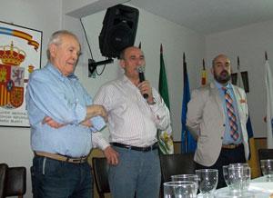 Antonio Reus Tous, José Manuel Martínez Otero y Carlos Tercero Castro.