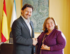 Antonio Rodríguez Miranda y Silvina Isabel Montenegro.