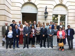 Consejeros de los CRE de Buenos Aires, Mendoza, Córdoba, Santa Fe y Bahía Blanca participaron de la elección.